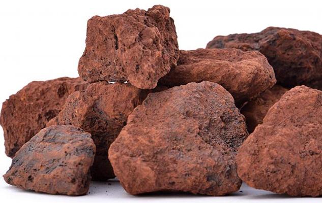 ترکیبات سنگ آهن