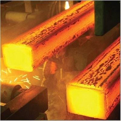 تولید شمش فولادی به روش کوره قوس الکتریکی